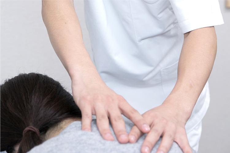 マッサージ療法