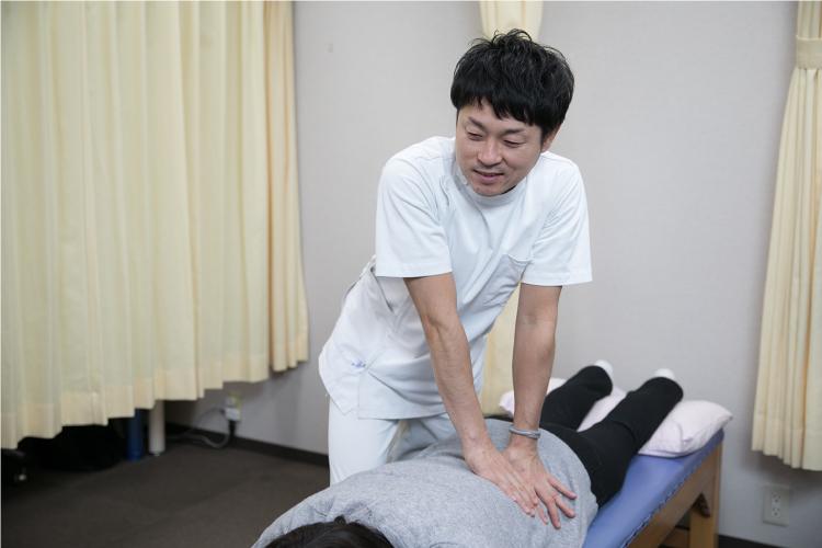 マッサージと手技治療の違い